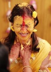 swathi reddy marriage photos  7