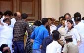 dhanush at jayalalitha funeral pictures 128