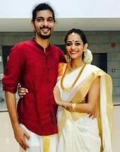 theevram actress shikha nair marriage photo