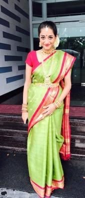 theevram actress shikha nair wedding album photos