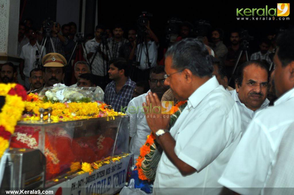 98thilakan funeral photos 77 0