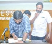 thoppil joppan malayalam movie press meet pictures 159 001
