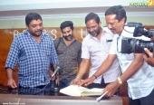 thoppil joppan malayalam movie press meet pictures 159
