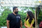 aparna balamurali and baburaj  at thrissivaperoor kliptham movie promotion photos 070