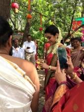trisha engagement exclusive photo