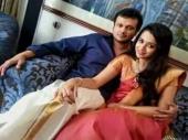 trisha krishnan and varun manian engagement photos