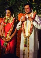 trisha krishnan engagement photos  002