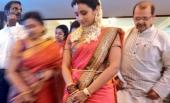 trisha krishnan engagement photos  005