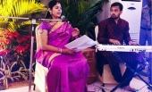 trisha krishnan engagement photos  006