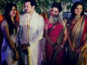 trisha krishnan engagement photos  01