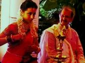 trisha krishnan engagement photos  019
