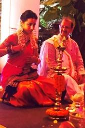 trisha krishnan engagement photos  026