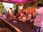 trisha varun engagement photos
