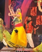 rachana narayanankutty in trivandrum club new year celebration 2016 stills 320 010