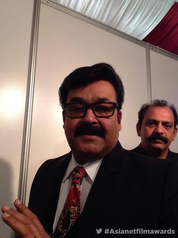 mohanlal at asianet film awards 2014 photos  006