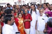 vaikom vijayalakshmi wedding photos 8