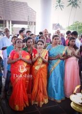 vaikom vijayalakshmi marriage photos 021 2