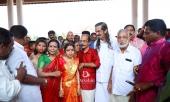 vaikom vijayalakshmi marriage photos 021 4