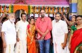 vaikom vijayalakshmi marriage photos 021 7