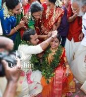 vaikom vijayalakshmi marriage photos 021 9