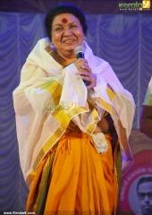 kaviyoor ponnamma at vayalar ramavarma cinema and television award 2016 photos 741 005