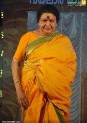kaviyoor ponnamma at vayalar ramavarma cinema and television award 2016 photos 741 007