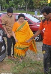 kaviyoor ponnamma at vayalar ramavarma cinema and television award 2016 photos 741