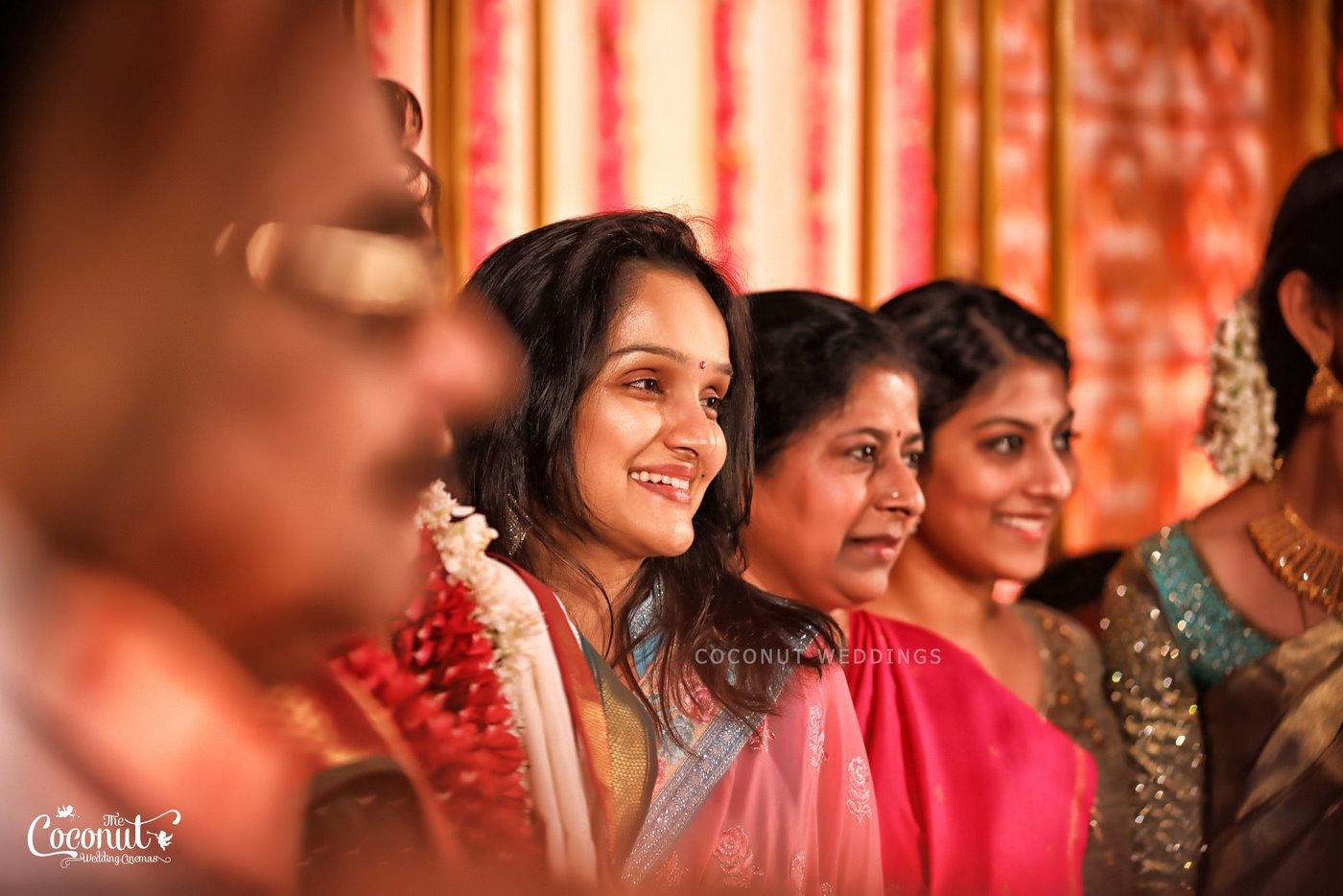 vidhya unni marriage photos 1