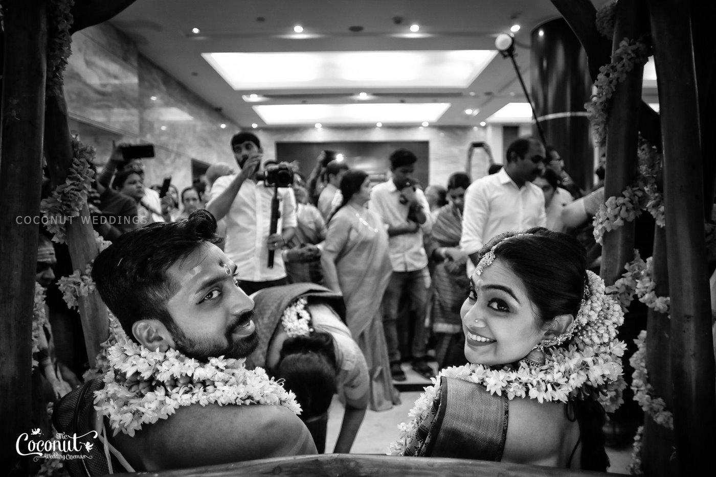 vidhya unni marriage photos 9