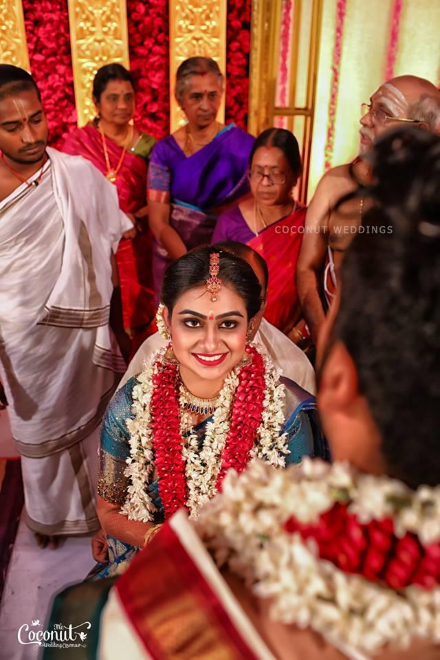 vidhya unni wedding photos 2