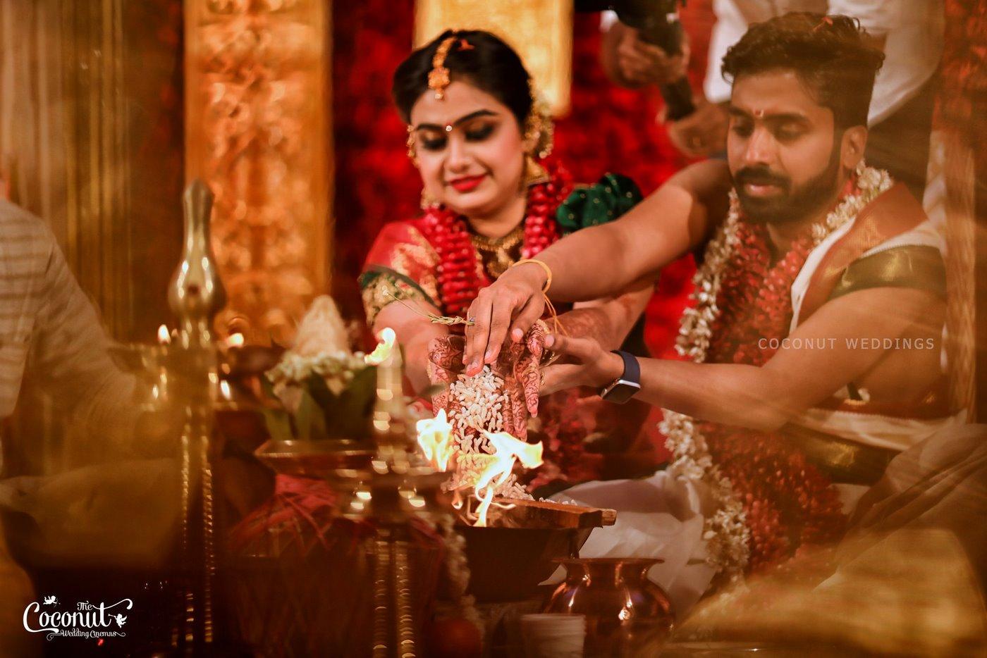 vidhya unni wedding photos 4