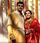 4327vidya balan marriage photos