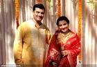 956vidya balan marriage pics