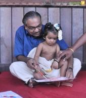 vidyarambham ceremony at thunchan smaraka samithi photos 001