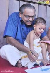 vidyarambham ceremony at thunchan smaraka samithi photos 003