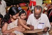 vidyarambham ceremony at thunchan smaraka samithi photos 014