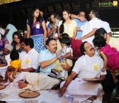 vidyarambham ceremony at vyloppilly samskrithi bhavan photos 09 006