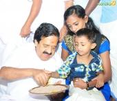 vidyarambham ceremony at vyloppilly samskrithi bhavan photos 09 009