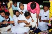 vidyarambham ceremony at vyloppilly samskrithi bhavan photos 09 015