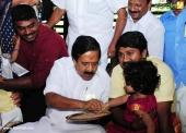 vidyarambham ceremony at vyloppilly samskrithi bhavan photos 09