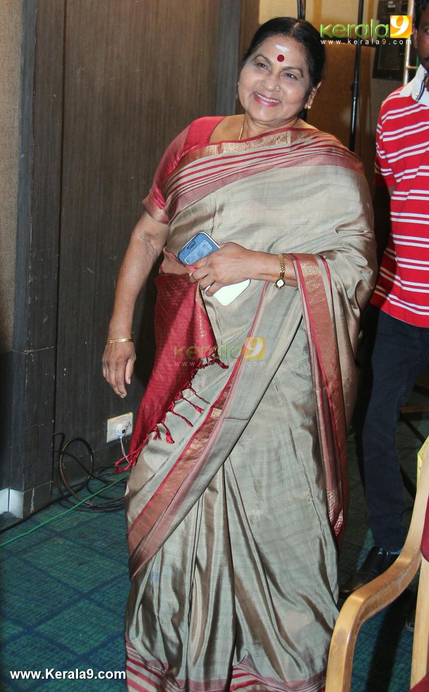 kpac lalitha at vijayaraghavan son wedding reception photos 092 004