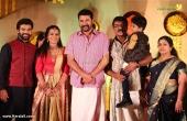 mammootty at vijayaraghavan son wedding reception photos 092 065