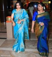 samyuktha varma at vijayaraghavan son wedding reception photos 092 04