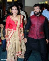 vijayaraghavan son wedding reception photos 092 002
