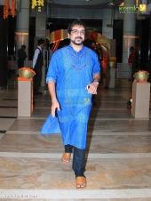 vineeth at vijayaraghavan son wedding reception photos 092 030