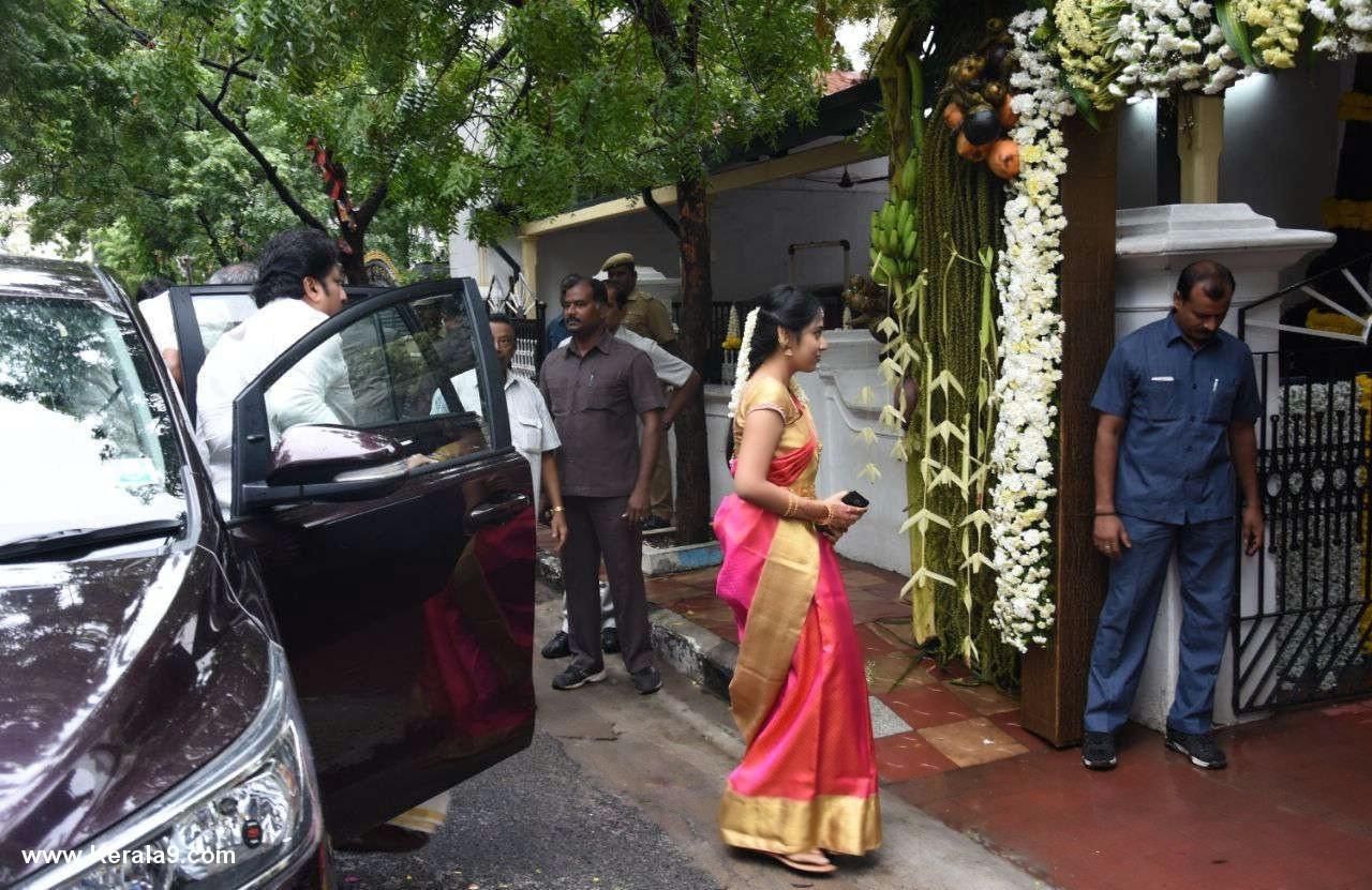 vikram daughter akshita wedding photos 004