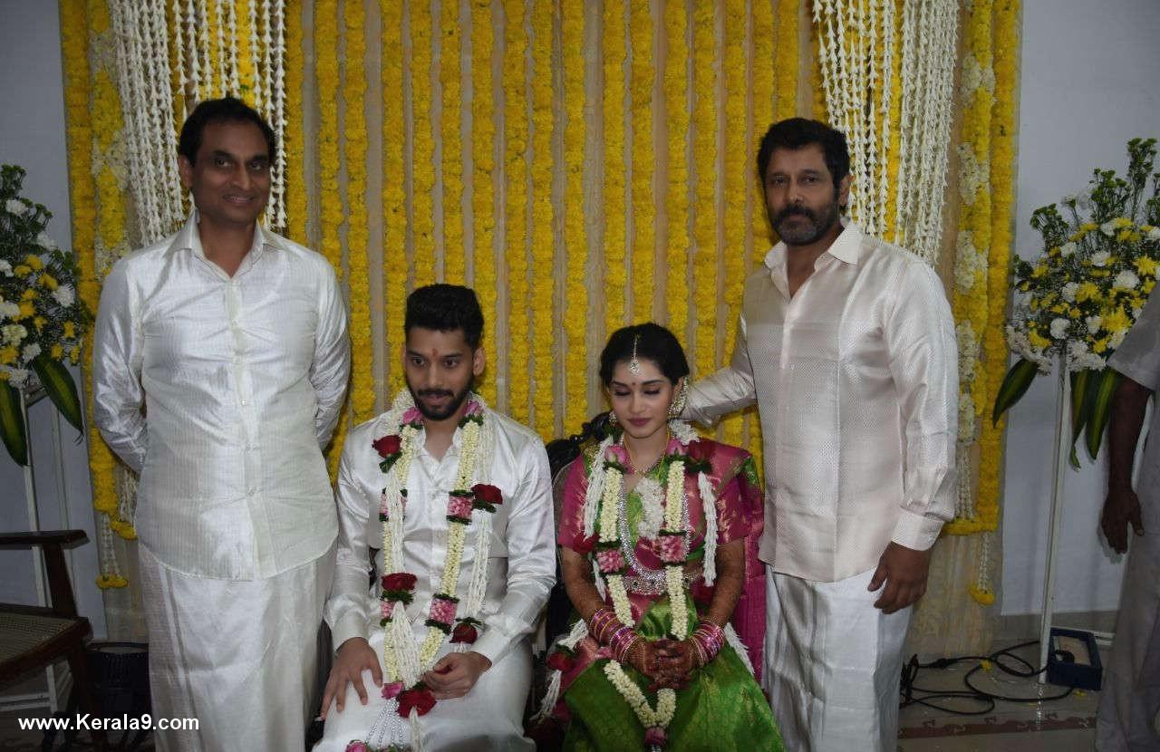 vikram daughter akshita wedding photos 008