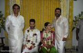 vikram daughter akshita marriage photos 012