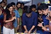 manju warrier at villain malayalam movie success meet photos 120 006