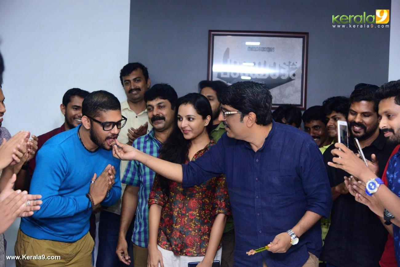 villain malayalam movie success meet images 778 003